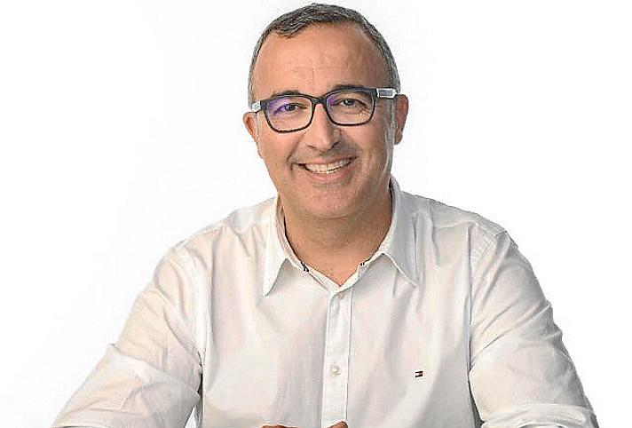 SANTA EUGENIA - POLITICOS - PEP LLUIS URRACA , NUEVO ALCALDE DE SANTA EUGENIA.