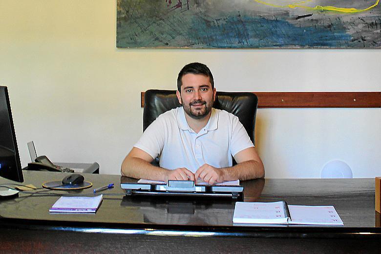 Llorenç Perelló Rosselló, alcalde de Alaró