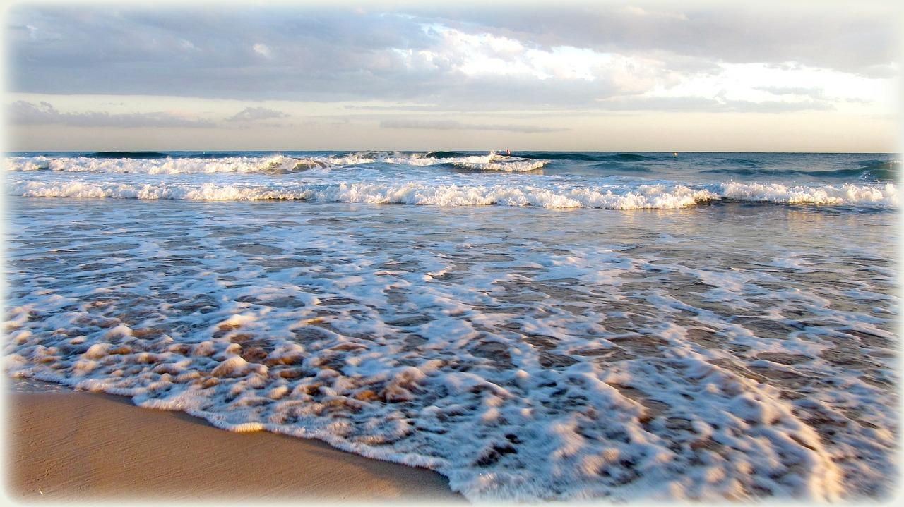 PALMA. OCEANOGRAFIA. Alta concentración de CO2 de origen humano en el Mediterráneo