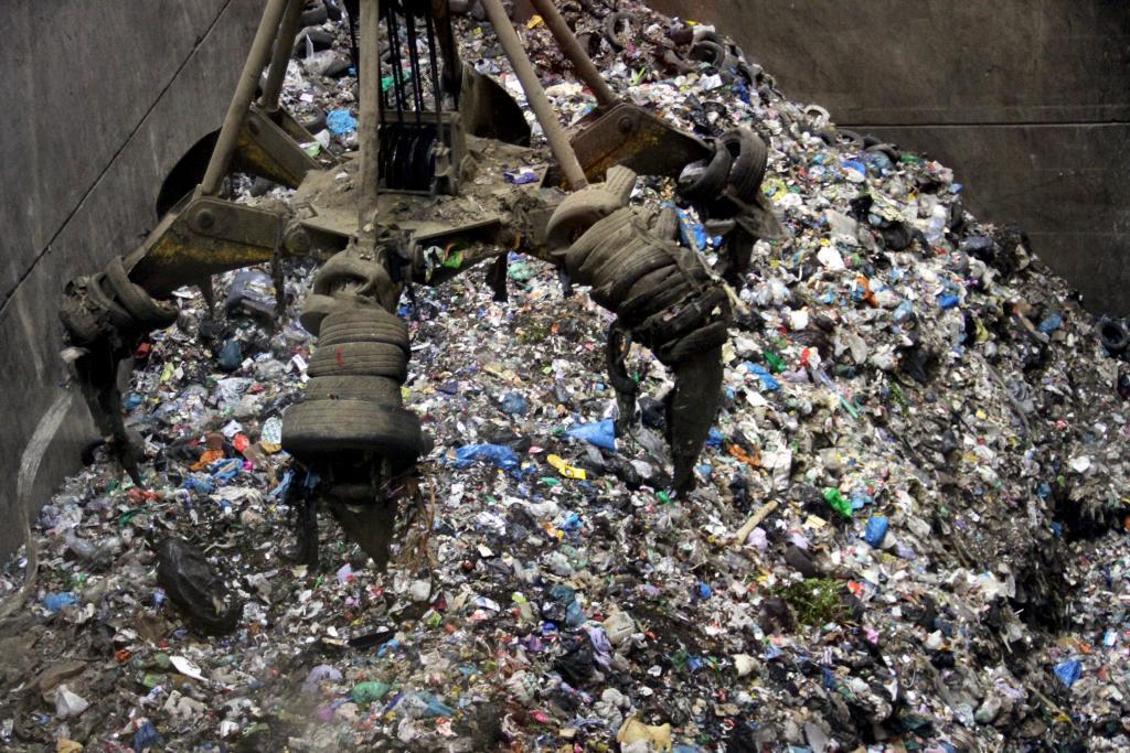 El primer envío de residuos de Sabadell ya ha llegado a Mallorca