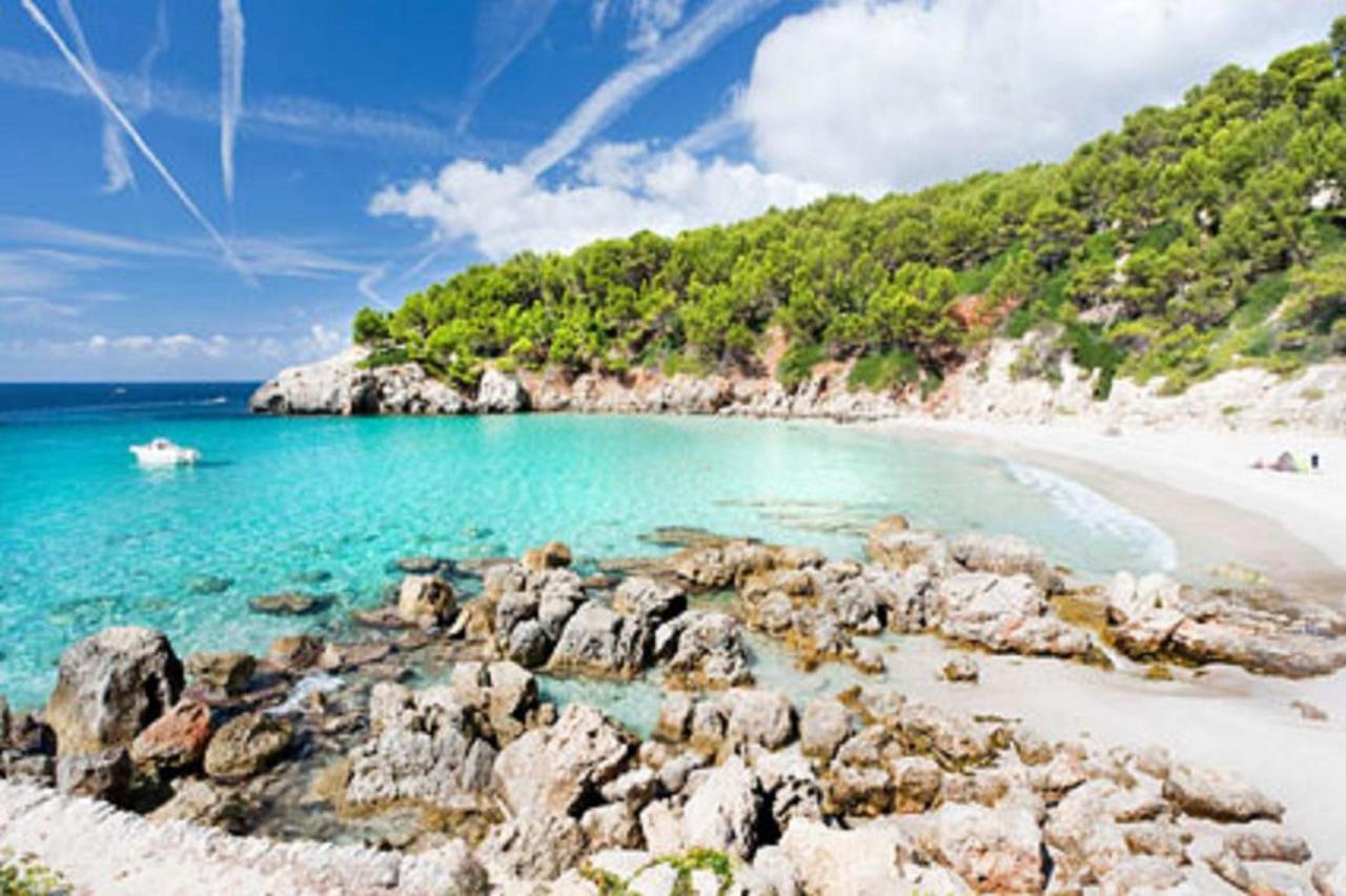 MENORCA. PLAYAS. Playa de Cala Escorxada.