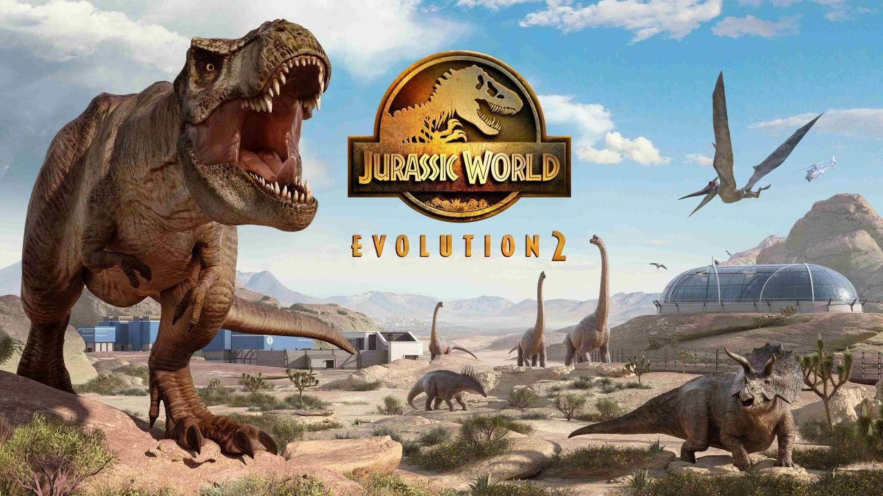 Jurasicc World Evotulion 2