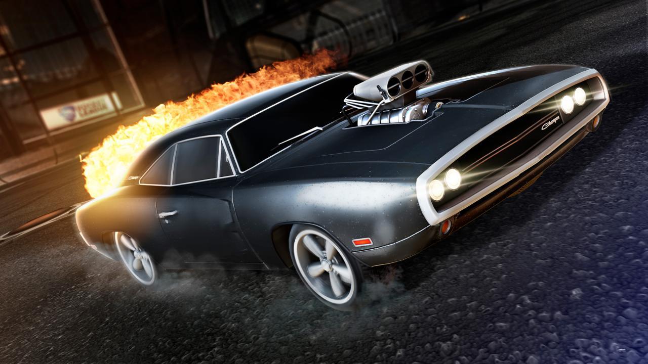 Fast & Furious: Rocket League