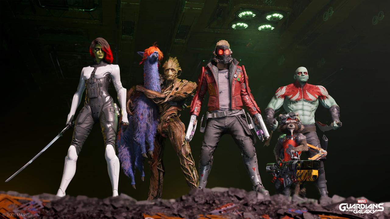 Marvel Entertainment, Marvel's Guardians of the Galaxy