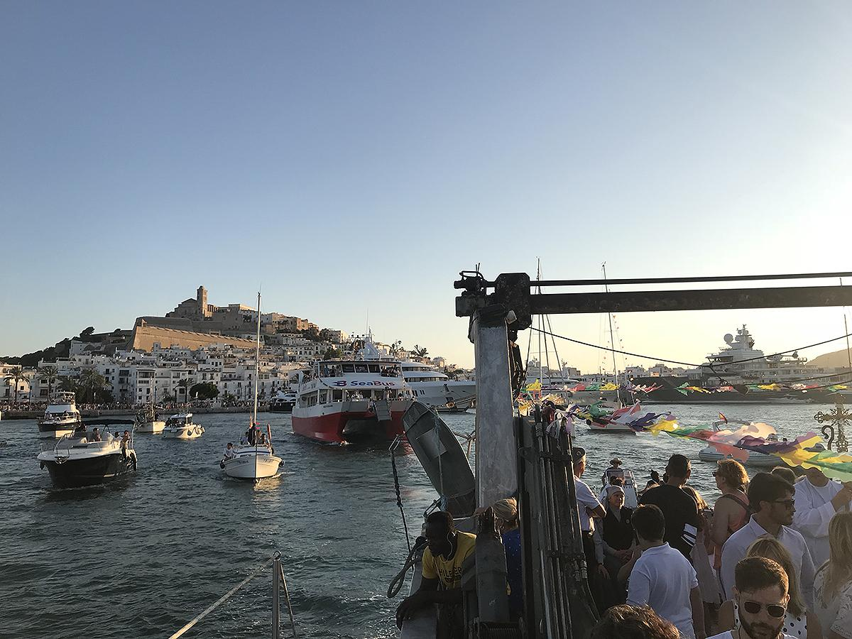 Festes del Carme Eivissa