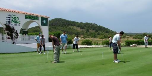 Golf Son Parc, Menorca.