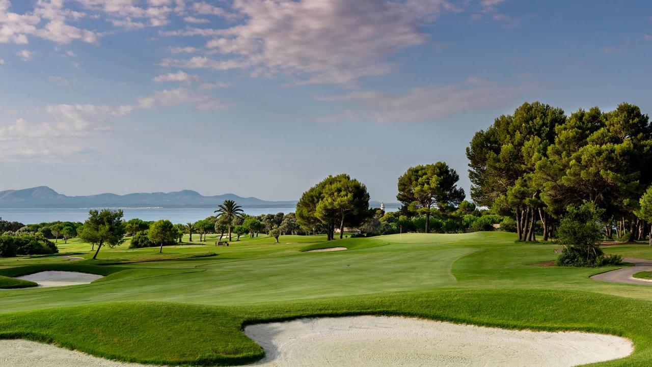 Golf Alcanada.