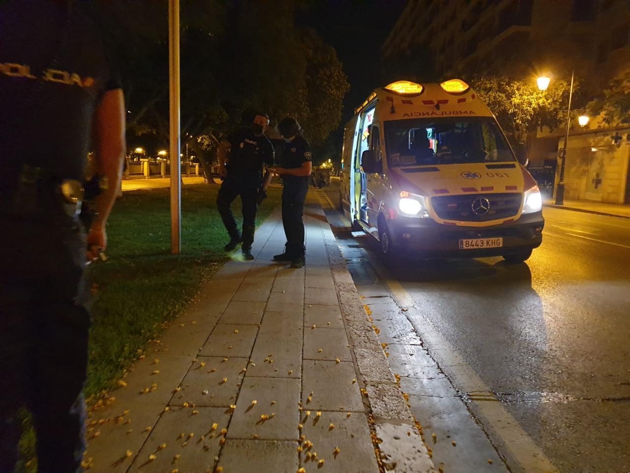 Rescate en Palma