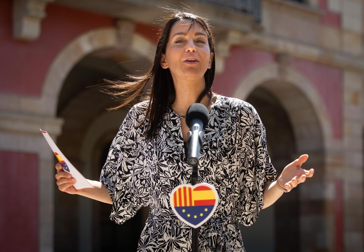 Arrimadas anuncia que Cs presentará recurso al Supremo contra los indultos