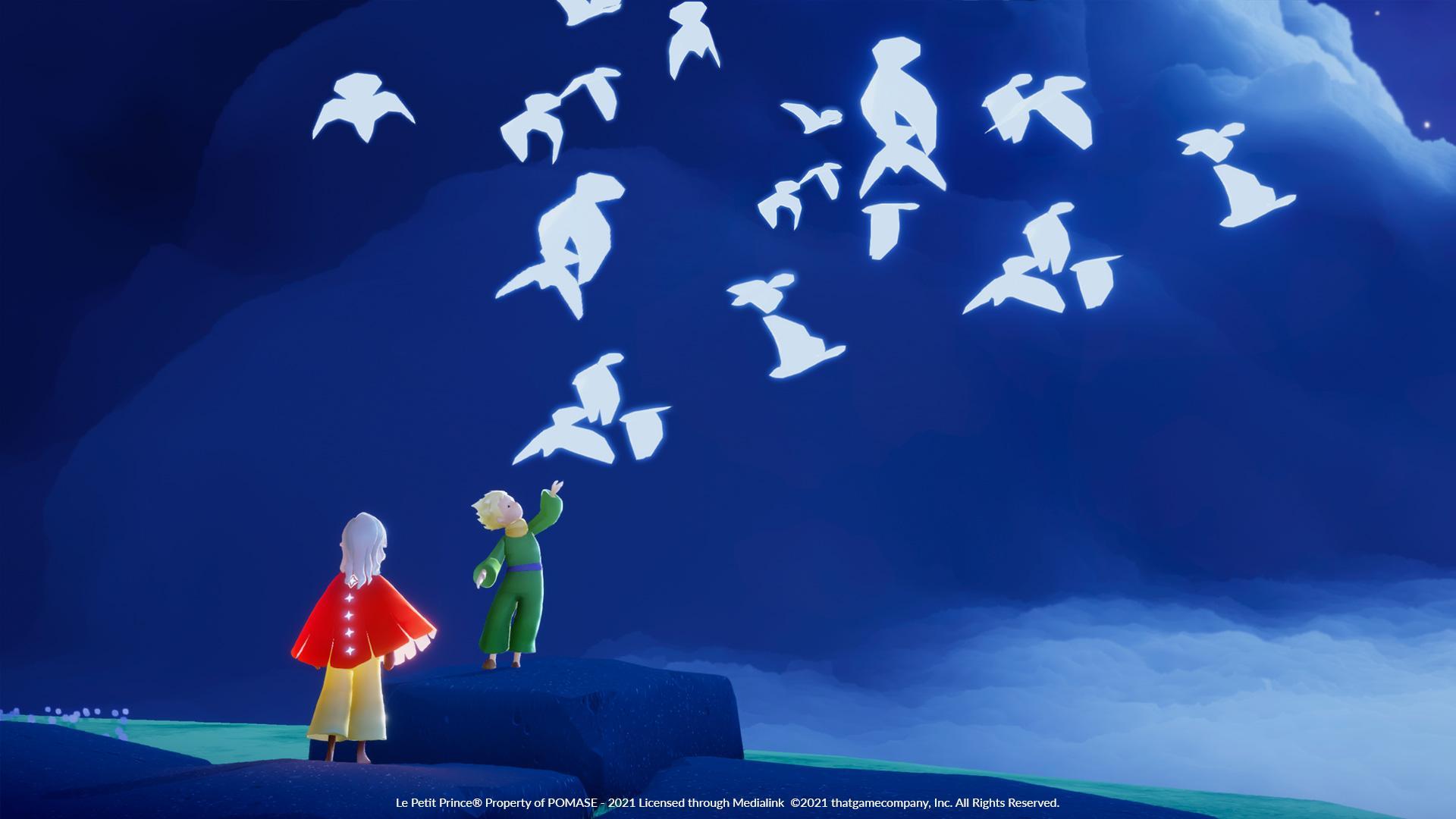 Sky: Niños de la Luz El Principito