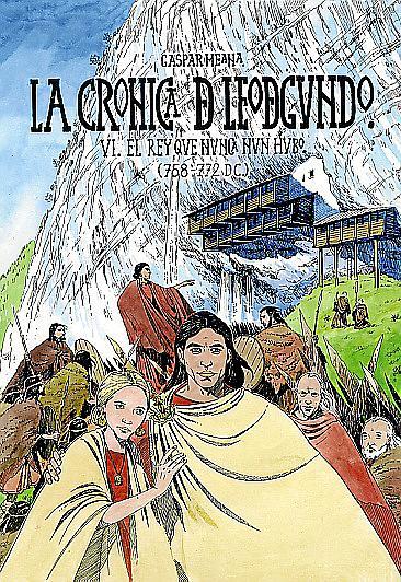 Edicions UIB se lanza al mundo del cómic con 'La crónica de Leodegundo'