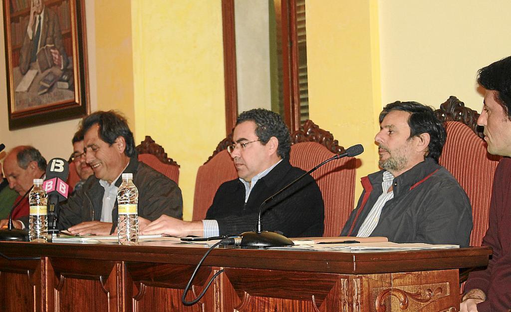Los tres regidores del PP en Manacor vuelven al pleno y se restaura la normalidad