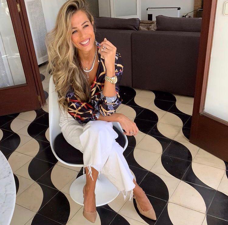 Martina Benvenutti, diseñadora y modelo