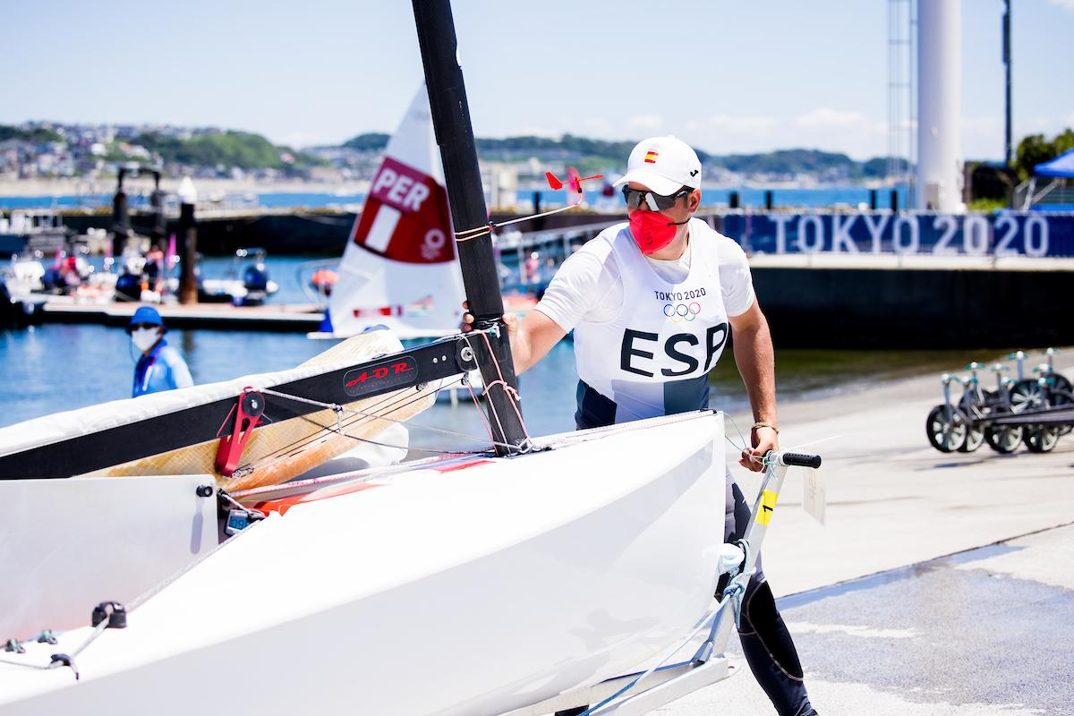 Tokyo 2020 Olympic Sailing Competition