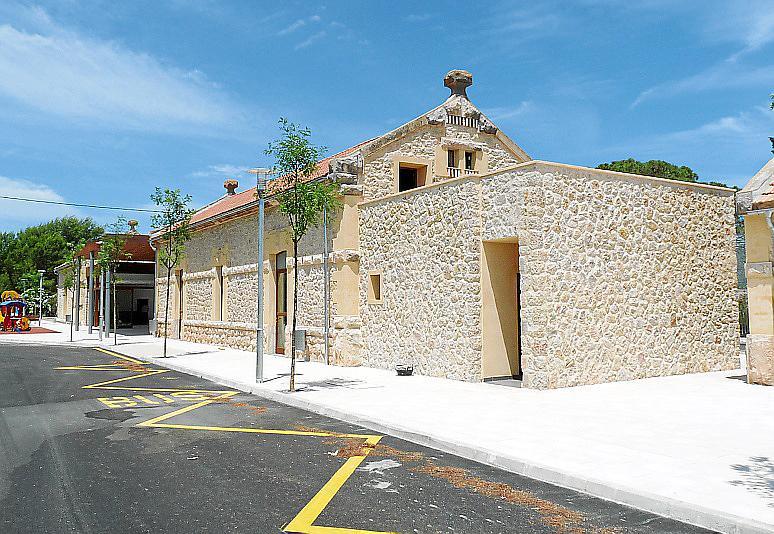 SFM alquila las estaciones de Sant Llorenç y Sineu