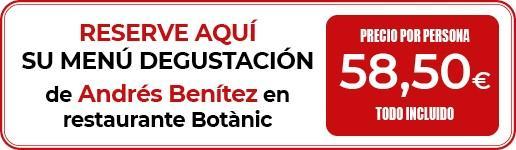 Botón reservas Andrés Benítez.