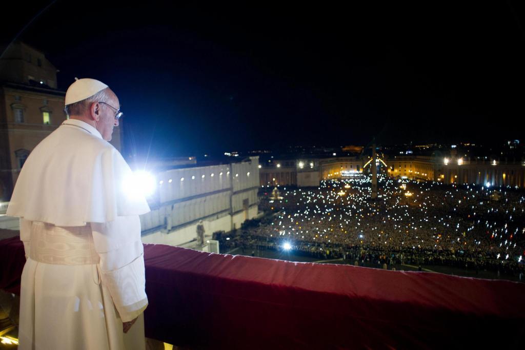 El argentino Jorge Mario Bergoglio, nuevo papa