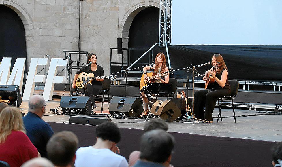 Agustí Villaronga y Maria Rodés alzan el telón del Atlàntida Mallorca Film Fest