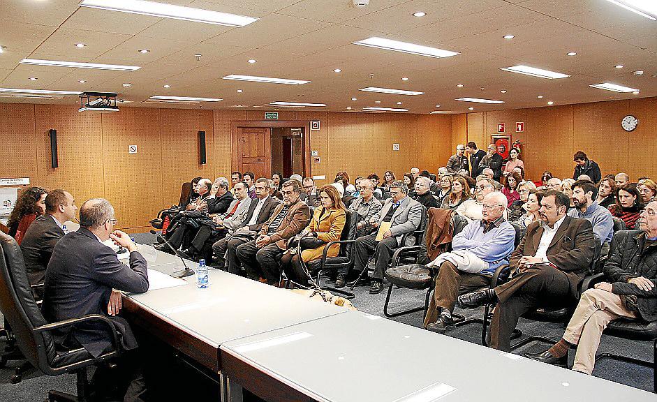 La crisis ha provocado un alza del ahorro ético en Colonya Caixa Pollença
