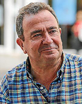 IBIZA - Bernat Joan , profesor y exdiputado europeo