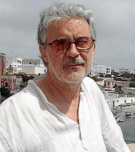 JOAN FRANCESC LOPEZ CASASNOVAS, FILOLOGO, EX DIPUTADO Y EX CONSELLER DE MENORCA.
