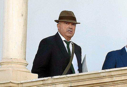 Casi seis horas de interrogatorio para el juez Manuel Penalva y el fiscal Miguel Ángel Subirán .