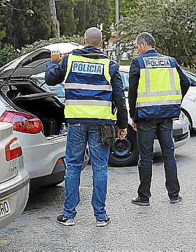 PALMA. CORRUPCION POLICIAL . DELITOS ECONOMICOS. Extorsión policial al ocio de Palma.