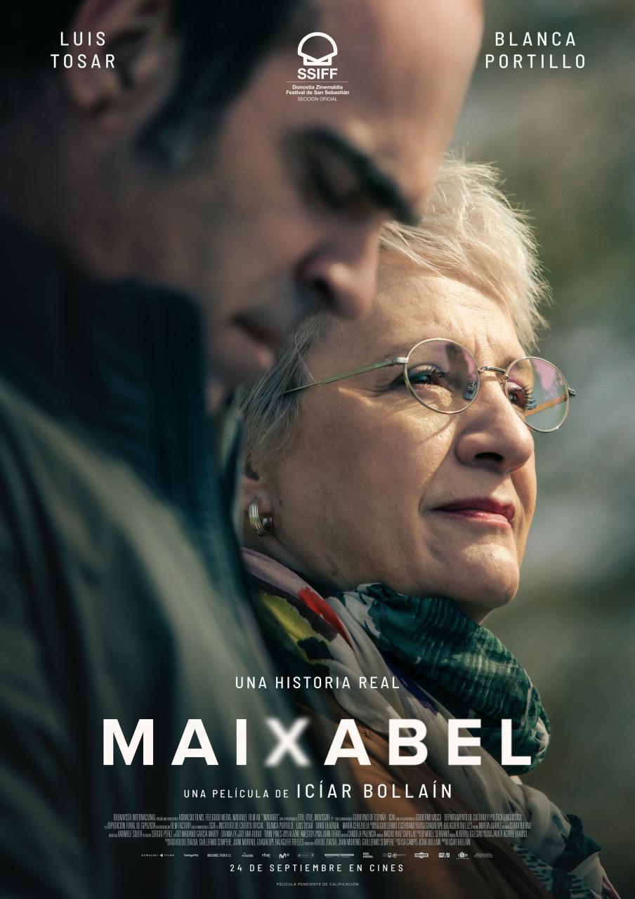 'Maixabel', a competición en San Sebastián
