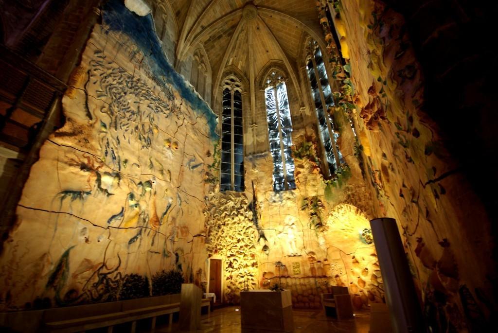 El próximo día 3 se cumplen diez años de la inauguración del mural cerámico de MIQUEL BARCELO