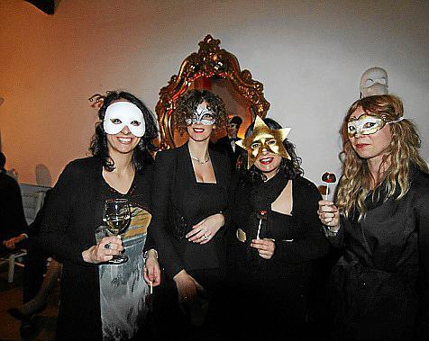 Fiesta veneciana por el 30 aniversario de Miguel Angel Ramis