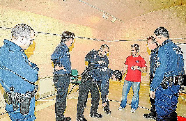La Policía Local de Andratx realiza cursos de asistencia sanitaria urgente