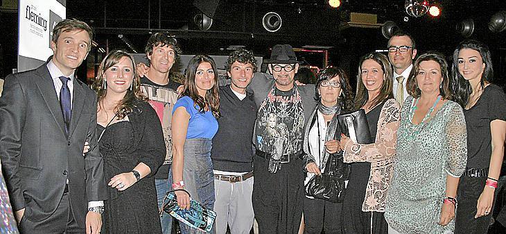 Entrega de premios y distinciones del Grupo Fleming
