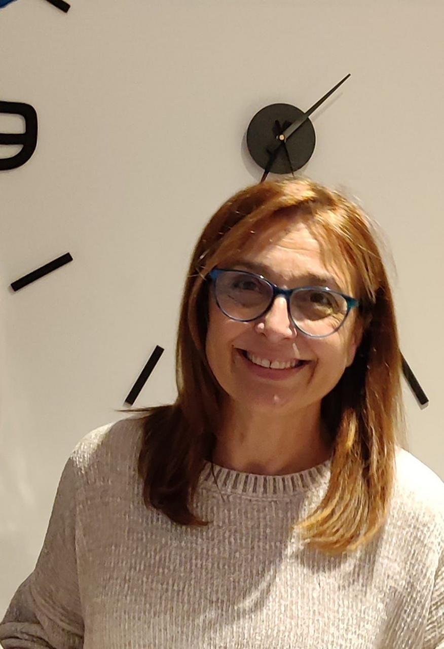 Carmen Fernández, delegada sindical de Simebal y médico de Atención Primaria