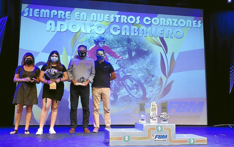 Gala de la Federació Balear de Motociclisme