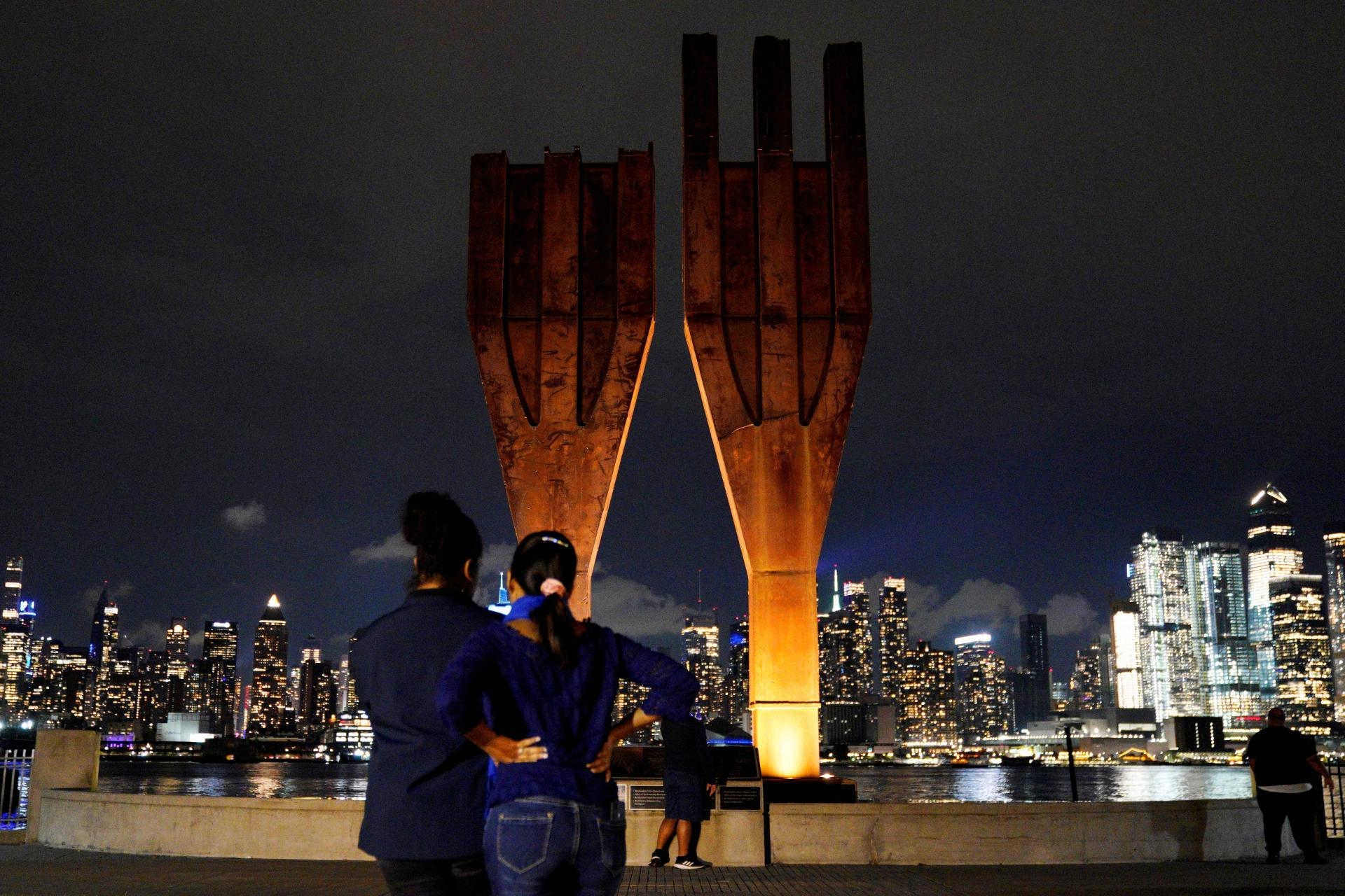 New York prepares for 20th anniversary of 9/11 attacks