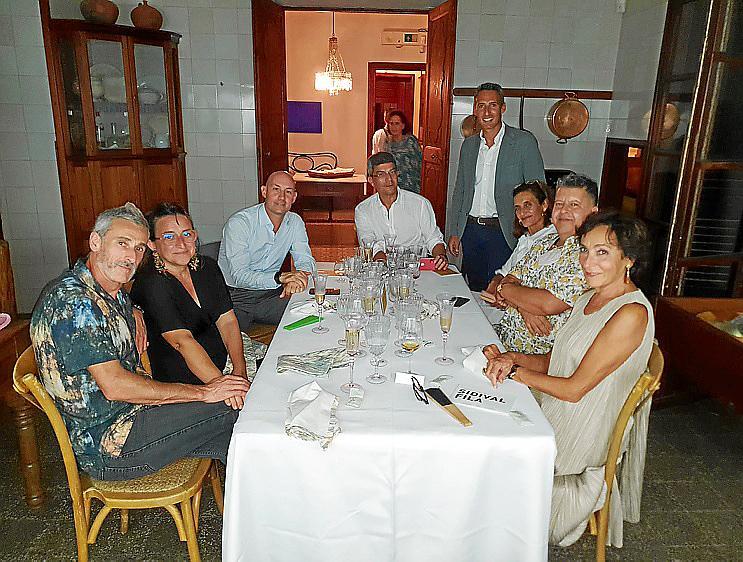 Cena en Can Marqués