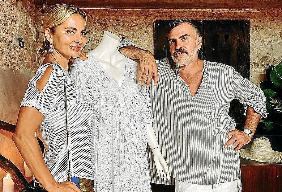 Sebastián Pons y su nueva colección Aimar Quiscu II