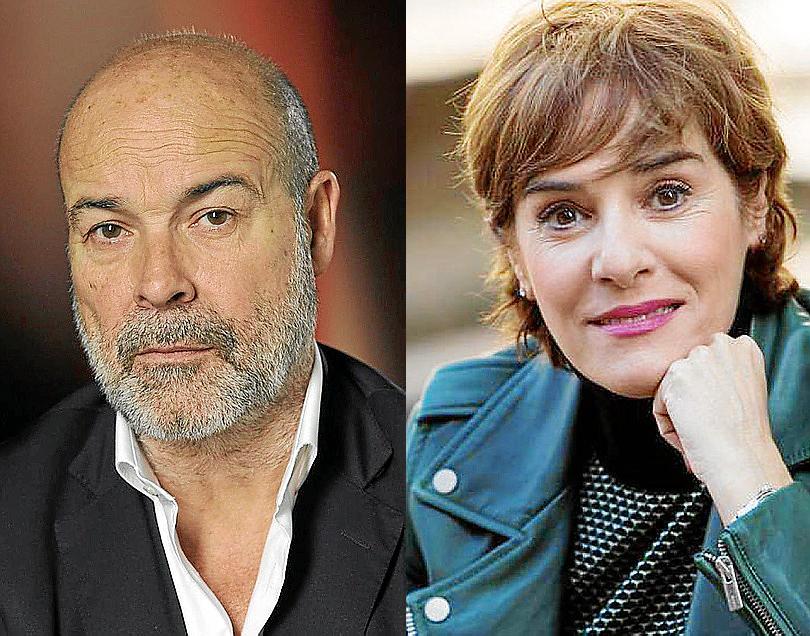 Antonio Resines y Anabel Alonso