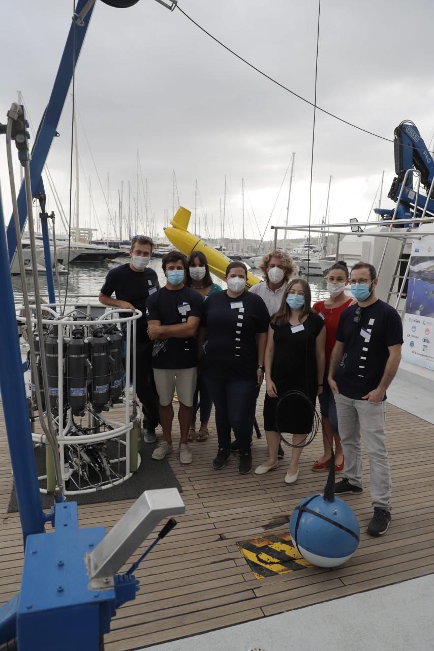 palma visista buque oceanografico socib foto morey