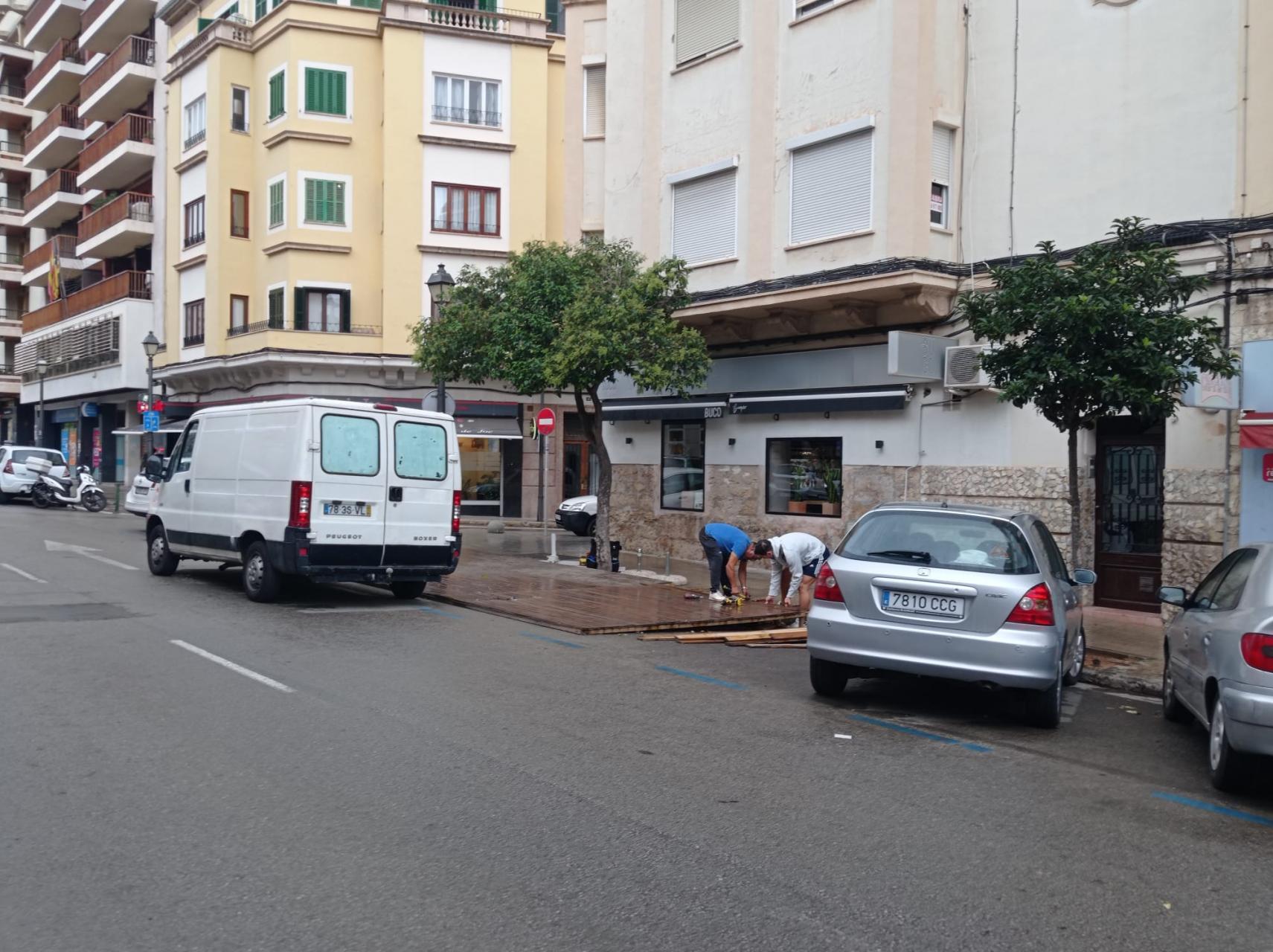 Palma recupera 2.000 plazas de aparcamientos