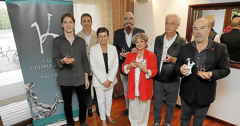 palma entrega siuirells familiares de Berlanga foto morey