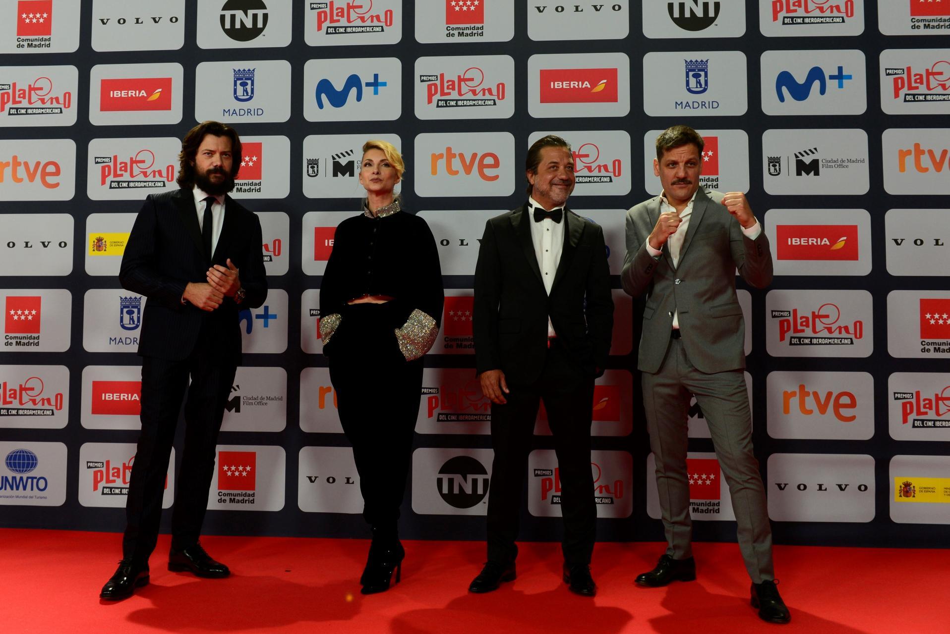 Premios Platino del Cine y el Audiovisual Iberoamericano