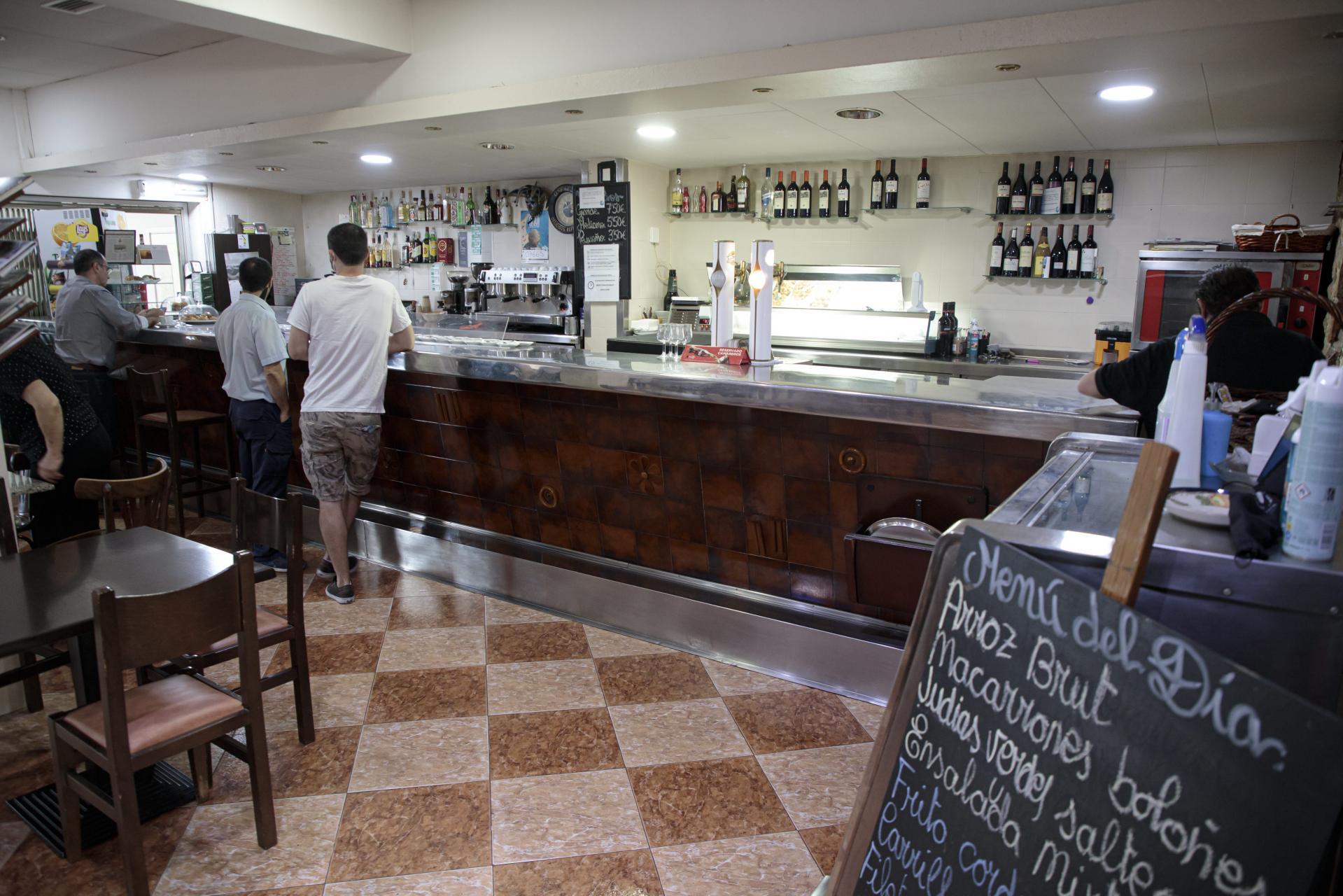 Palma bar central foto Miquel A Cañellas Canellas