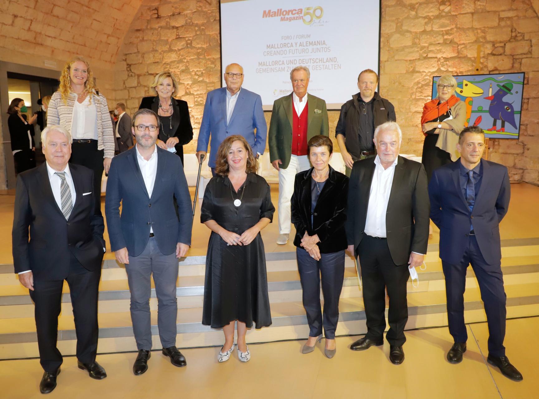 50 aniversario del Mallorca Magazin
