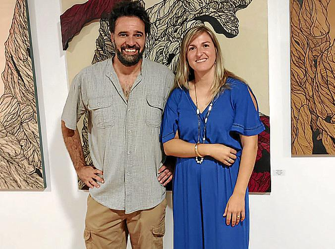 Llorenç Garrit presenta su colección 'EnClavedeColor'