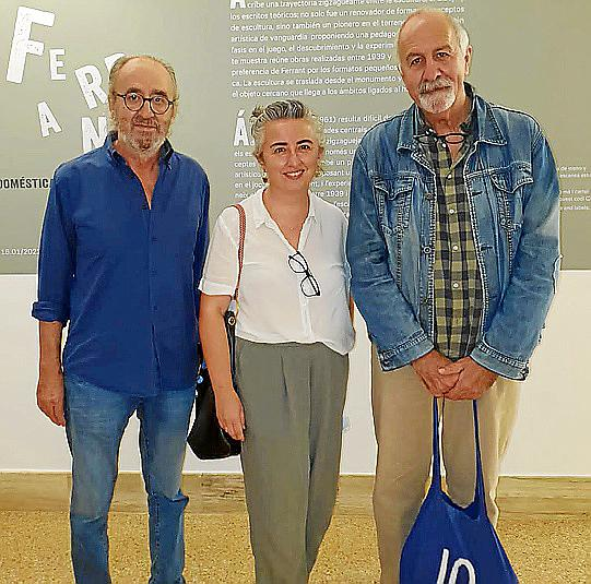 Relevo en la Fundación Juan March