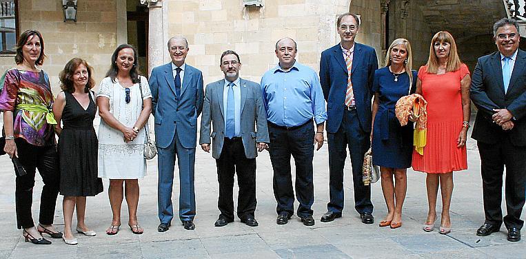 Encuentro anual del Colegio de Procuradores.