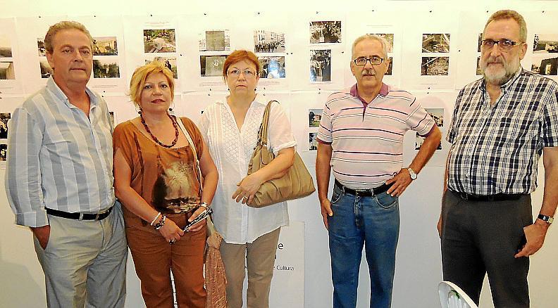 Exposición para conmemorar el XXXV aniversario de ACA