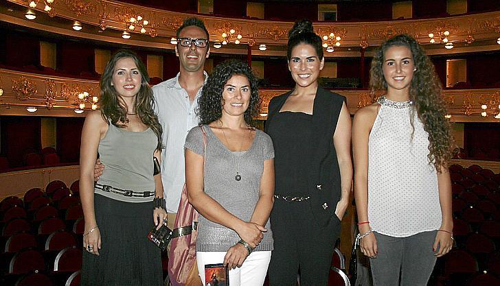 Homenaje a Uetam en el Teatre Principal