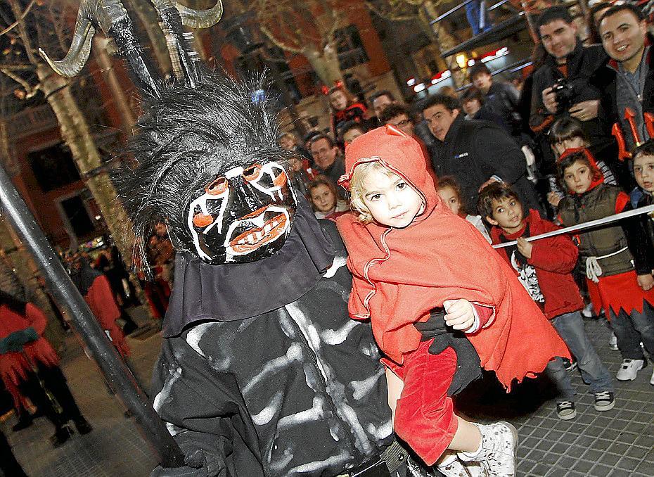 El 'alter ego' de 'Conguito' gritará el 'Visca Sant Antoni' en sa Pobla
